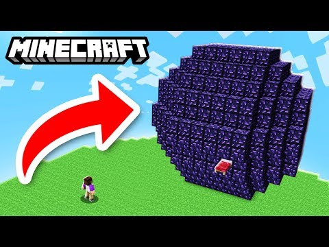 LARGEST BED PROTECTION EVER! - Minecraft Bedwars w/ DENIS!