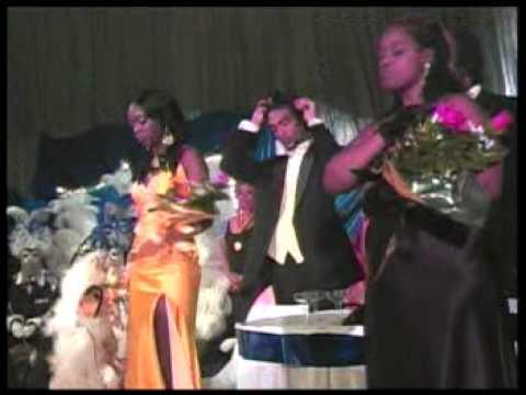 Mardi Gras Krewe Of Hannibal Morgan City, LA 2011