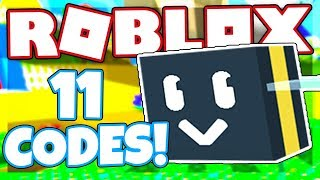 11 *SECRET* CODES | Roblox Bee Swarm Simulator