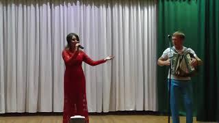 Алена Тимерханова и Иван Котельников