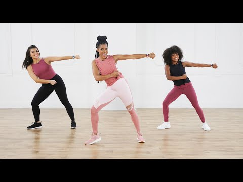 30-Minute Calorie-Burning Cardio Dance to Get Your Heart Rate Up!