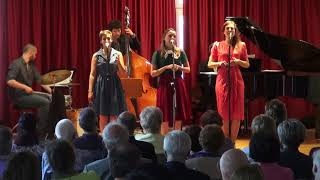 The Swinging Ladies - Sway (Puppini Sisters)