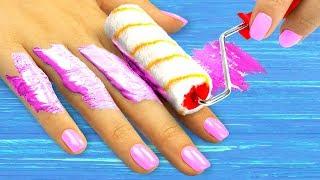 12 лайфхаков для дизайна ногтей