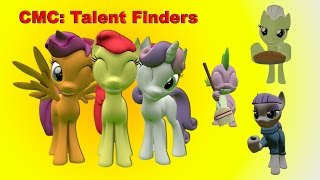 CMC: Talent Finders #4: Granny Smith, Spike, Maud Pie