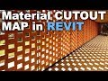 Material Cutout in Revit * Cutout Map Ma