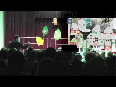 Audubon Elementary School Winter Concert Band Performance