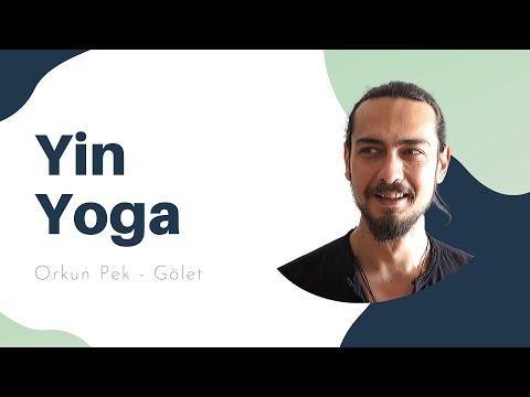 Yin Yoga - Gölet - Orkun Pek