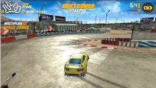 "Drift Mania Championship 2 ""Rohr Turbo"" Drift Sports car Racing / Android Gameplay FHD #8"