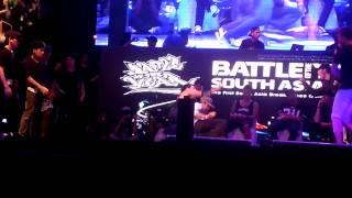 BOTY SOUTH ASIA 2014 - Final - Metro Grooverz vs S.I.N.E