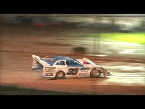 2016 08 27 Kyle Knapp Steelblock Heat Race @ Marion Center Speedway