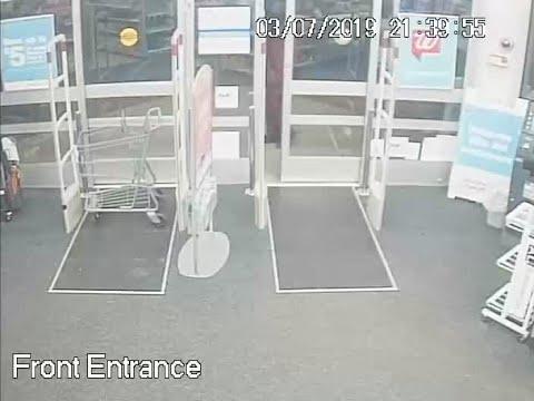 Biringham PD Walgreens robbery investigation