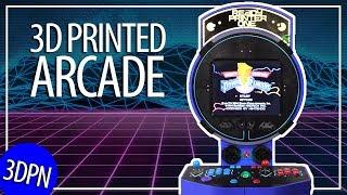 3D Printing AN ENTIRE ARCADE?