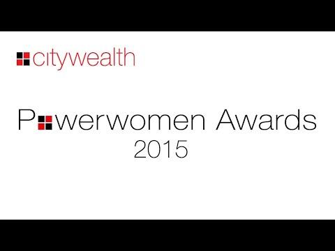Citywealth Power Women Awards 2015 - Susan Dunn, Harbour Litigation Funding