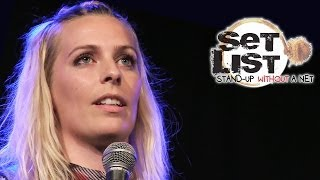 SARA PASCOE - Set List: Stand-Up Without a Net