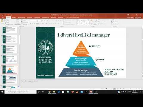 Principi di Management   1