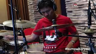 Gilang Ramadhan - Indonesian Jungle (Kumpul Karya Indonesian Drummers 2019)