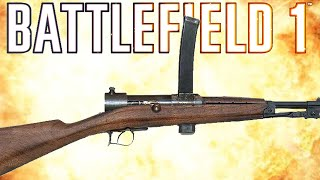 The Best Weapon In Battlefield 1