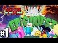 Adventure Time: Finn & Jake's Epic Quest - BMO Lost! Episode 1 Gameplay Walkthrough PC Steam