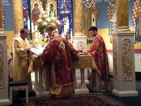 Divine Liturgy of Saint John Chrysostom - Musical excerpts