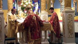 Divine Liturgy of Saint John Chrysostom - Musical excerpts