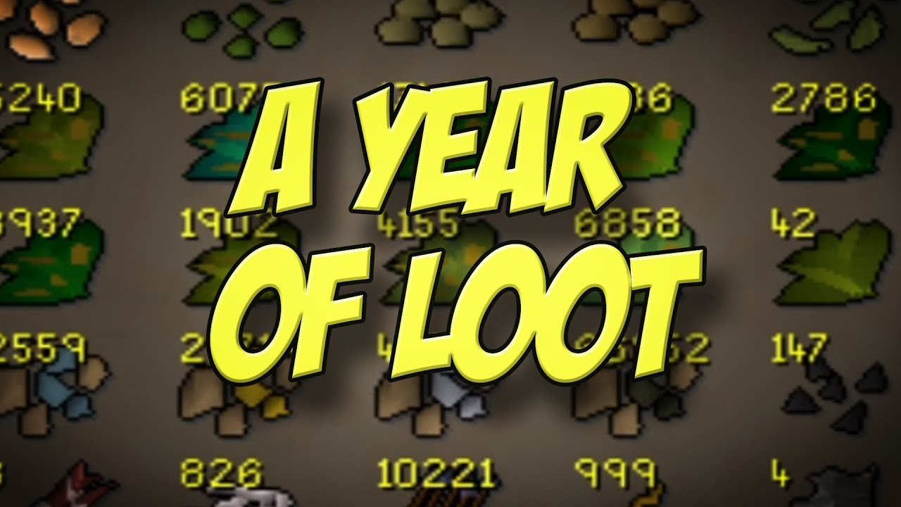 1 YEAR Later... Selling my loot tab