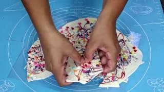 Como Fazer Placas de Chocolate para decorar bolos