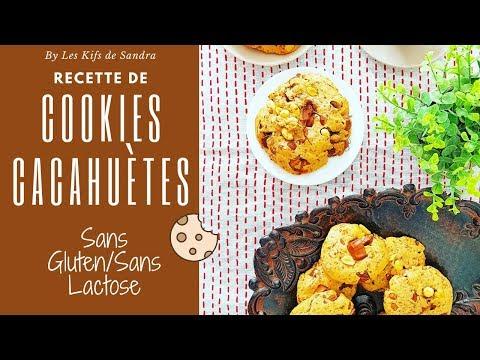 cookies-aux-pépites-de-chocolat-et-cacahuètes-sans-gluten-et-sans-lactose