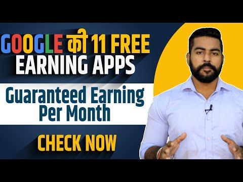 11 Free Earning Apps by Google   Earn Upto 20,000/Month   Best Earning Apps 2021   Praveen Dilliwala