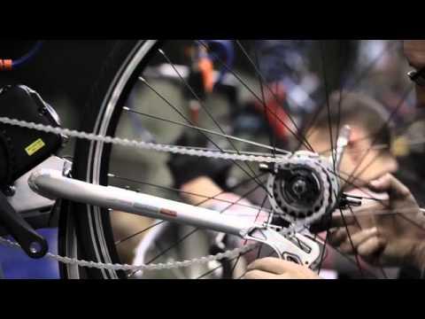Lichte E Bike : Kalkhoff e bike impulse« youtube