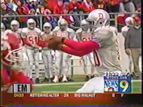 OVAC Playoff football - 2005 - Dover v. Steubenville