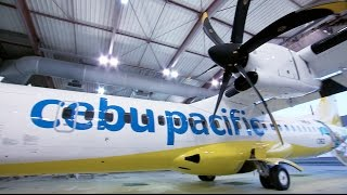 Planespotting: The world's first ATR 72-600 aircraft