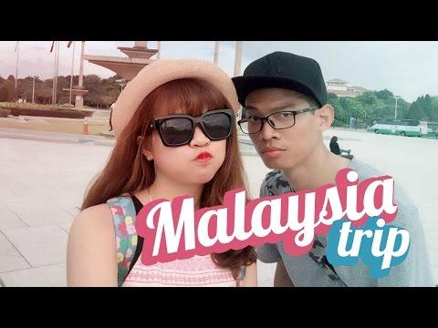 CHUYẾN ĐI MALAYSIA ĐẦY THÚ VỊ - Malaysia Kualar Lumpur Trip - Sài Gòn - Việt Nam - ANYWHERE MAN