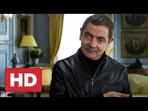 Johnny English 3  2018 Rowan Atkinson, Olga Kurylenko