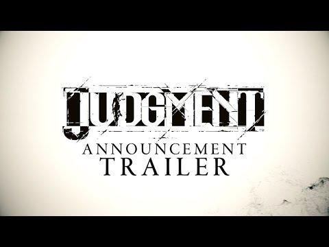 Judgment (Project Judge) - DUAL AUDIO Announcement Trailer