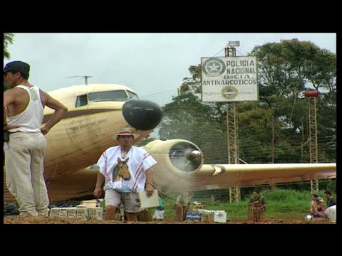 A Deadly Journey in the Most the Dangerous Airports - Colombia -A Must watch Documentay