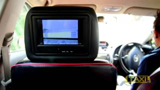 Hitachi ads in taxi by Taximedia Thailand Thumbnail