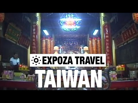 Taiwan (Asia) Vacation Travel Video Guide