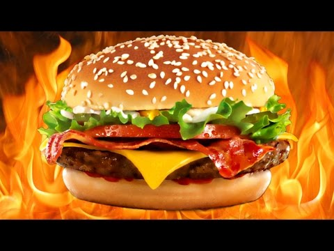 KILL THE EVIL BURGER! (Gmod Funny Moments)