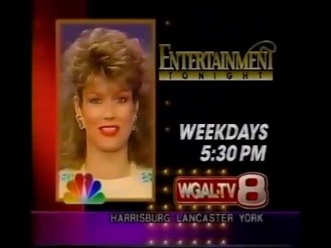 WGAL 8 Lancaster PA 1989 Country Awards
