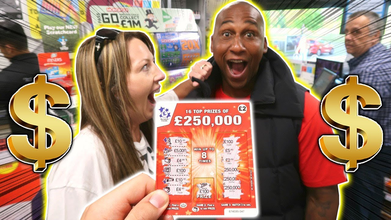 FAKE LOTTERY TICKET PRANK! $250,000 (THEY TRIED TO CLAIM IT)