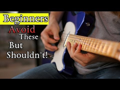 Beginners Avoid These Riffs But Shouldn't!