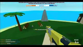 EPIC PLAYERS IN NUF WAR (ROBLOX)