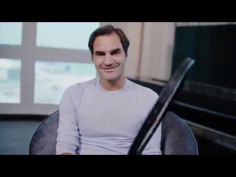 New Pro Staff RF97 Design - Wilson Tennis - Roger Federer