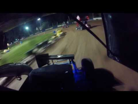 Rebel Outlaw Micro Sprint Feature July 21 2017