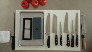 Four Must-Have Kitchen Knives & How to Keep Them Sharp - Kitchen Conundrums with Thomas Joseph