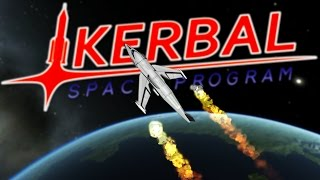 SUPER SPEED SPACE PLANES | Kerbal Space Program #41