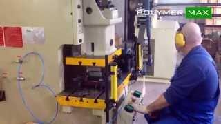 Пресс кривошипно-гидравлический 45 тонн(Высокопроизводительный пресс для штамповки с автоматической подачей металлической ленты. Имеет кривошипн..., 2015-03-03T15:51:31.000Z)