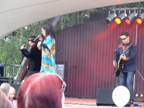 Aikakone - Odota live @ Salon iltatori 28.6.2012 mp3