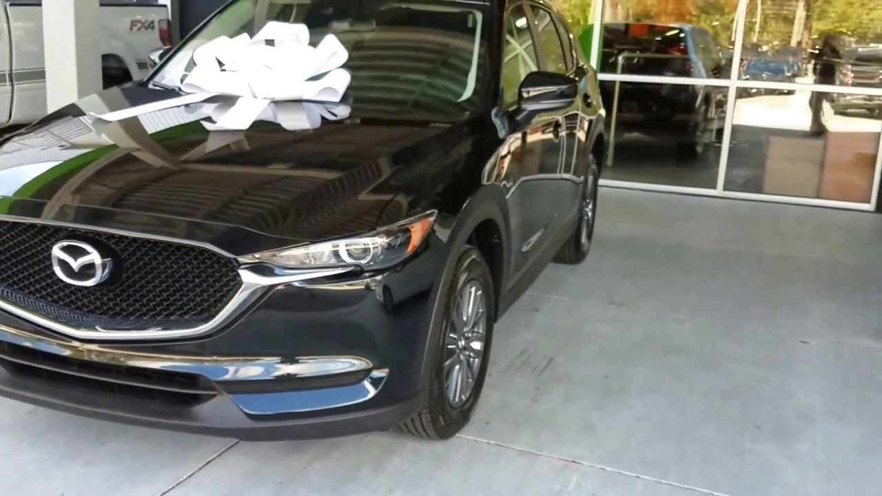 Jessica and Emil's 2017 Mazda CX-5 Touring in Jet Black ...
