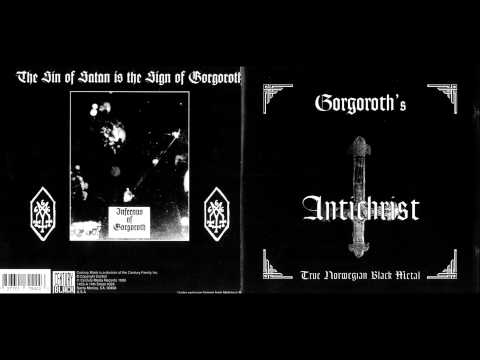Gorgoroth - Antichrist (Full Album)